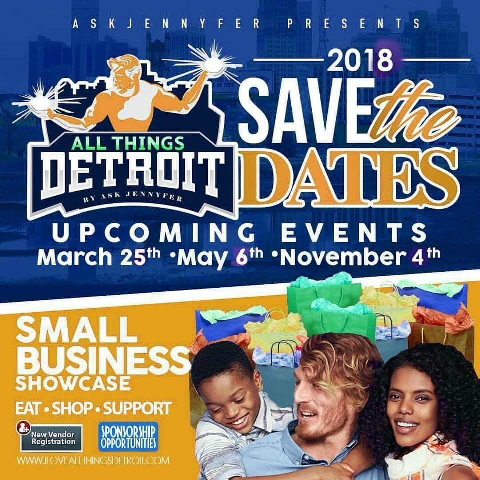All Things Detroit - Events of 2018